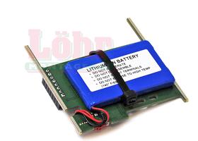 Batteribackup till Larmsändare SMS Transceiver