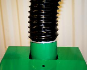 Reduceringsstos / Snabbkoppling till fallslang 70-76 mm