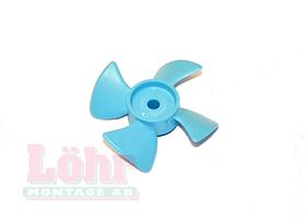 EcoTec Propeller/fläkt blå (Till motor 1209-50)