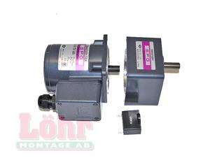 EcoTec Motor inkl. växel