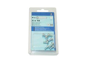 Skruv 8st till Slussvingshållare art 5200-05