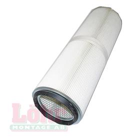 EcoTec Dammsugarfilter polyester 4,8kvm